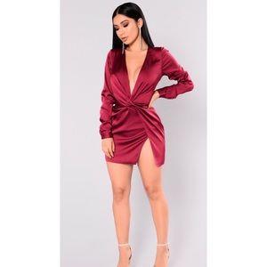 Fashion Nova Dresses - Fashion Nova Sugar Free Mini Dress
